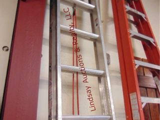 All American alum 20ft ext ladder Mod A3020 2