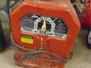 lincoln AC225 amp welder