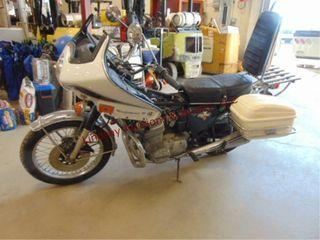 1974 Honda 750 Four  showing 19555 miles  w