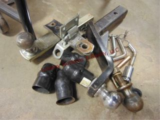 3  Receiver hitches  hitch pins