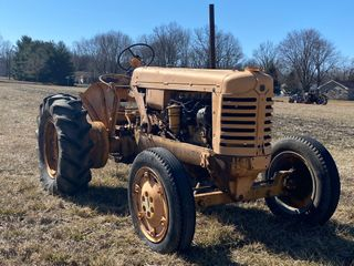 Spring Antique Tractor Consignment Auction - 2021