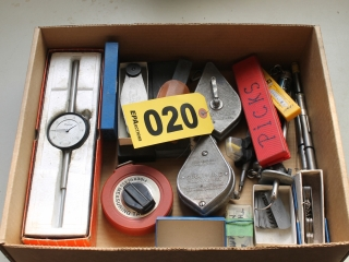 Timed Online Auction of  LaCorey Machining and Manufacturing LTD Estate of John Bartok