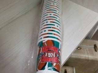 25   1997 CORNHUSKER NAT l CHAMP CUPS