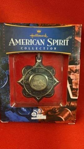 HAllMARK AMERICAN SPIRIT ORNAMENT