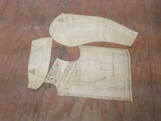 THE JEWEll TAIlOR SYSTEM PATENTED   1895 SEWING
