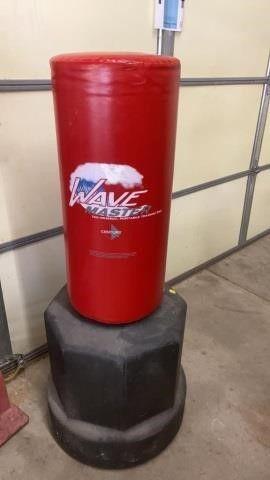 WAVE MASTER CENTURY BRAND  PUNCHING BAG
