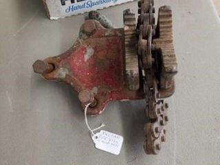 VUlCAN PIPE VISE W MOUNT BOlTS