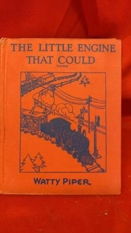 THE lITTlE ENGINE THAT COUlD BOOK 1933