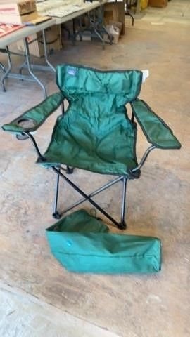 CAMP CHAIR BY MAC WITH COVER