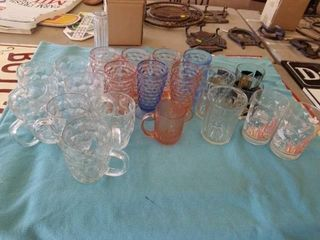 MISCEllANOUS GlASSES AND CUPS