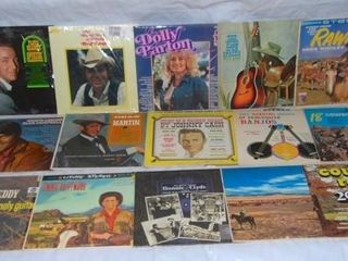 GROUP OF MISC  RECORDS