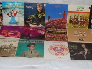 MISC  GROUP OF 100  RECORDS