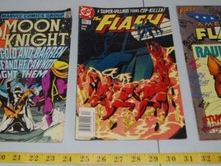 GROUP OF MISC  COMIC BOOKS