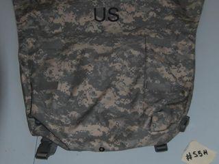 CAMO JSlIST CHEMICAl PROTECTION BAG
