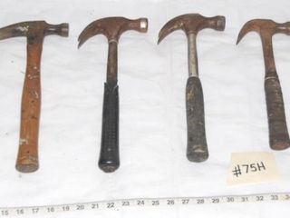 8   ClAW HAMMERS