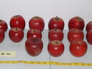 GROUP OF MISC  FAKE APPlES