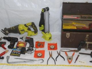 GROUP OF MISC  TOOlS