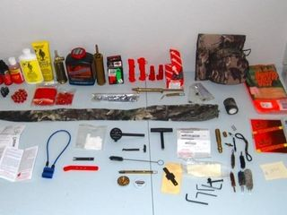 MUZZlElOADING SUPPlIES   MISC