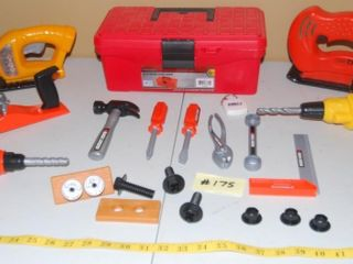 GROUP OF MISC  TOY TOOlS