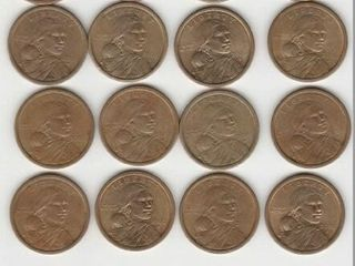 20   SACAGAWEA DOllAR COINS