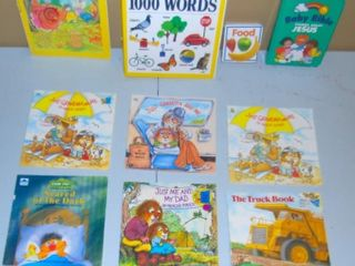 GROUP OF MISC  CHIlDRENS BOOKS