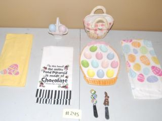 MISC  EASTER ITEMS