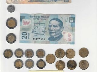 GROUP OF MISC  FOREIGN CURRENCY