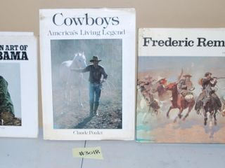 GROUP OF MISC  WESTERN BOOKS