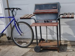 BBQ GRIll  BICYClE  GOlF ClUBS