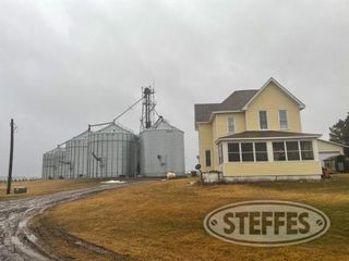 Mille Lacs County, MN Home and Grain Facility