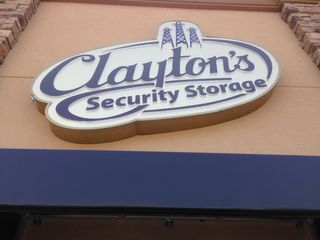 Live Storage Auction - Clayton's Self Storage