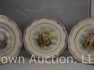 3  Mrkd  Bavaria 9 5 d matching scenic plates