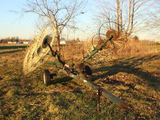 Rust Equipment Auction