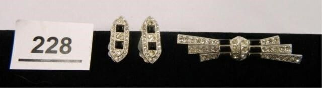 Kenneth lane Pin   ClipOn Earrings
