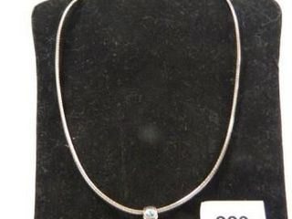 Sterling Necklace   925 Silver