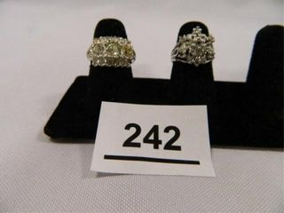Sterling Fashion Rings   2