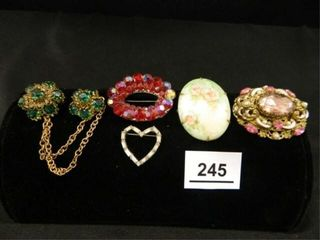 Brooches Pins  5