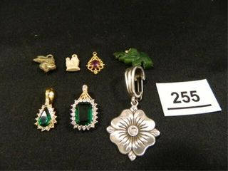 Pendants  7  Assorted styles