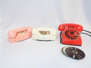 Toy Telephones  3