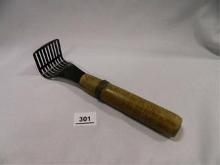 Potato Masher Ricer  Wood Handle