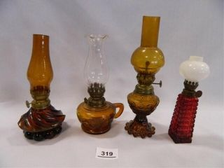 Kerosene lamps  Small   4