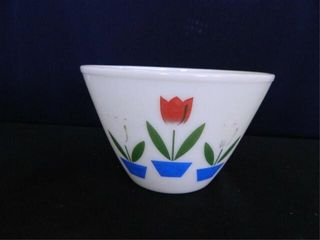 FireKing Tulip Bowl