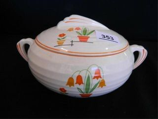 Edwin Knowles China Co  Casserole