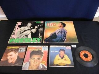 Elvis 33 1 3 RPM Vinyl Records 2