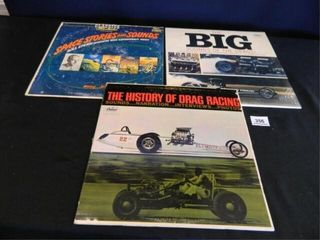 Drag Racing Sounds  Space Stories