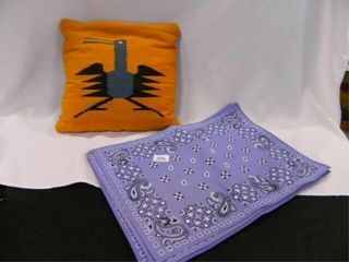 Native American Style Pillow