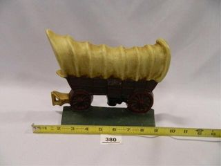Cast Iron Covered Wagon