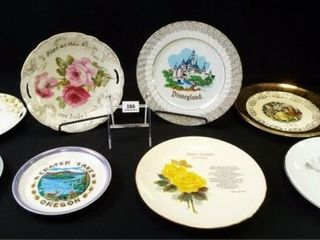 Decorative  Souvenir Plates  8