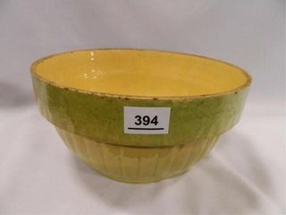 Crock Bowl  large  11  diam