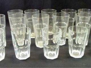 Glass Drinking Glasses  18